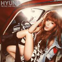 Hyun A - Melting