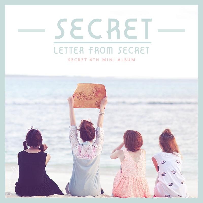Secret   Letter From Secret by strdusts on DeviantArt