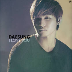 Daesung - I Love You