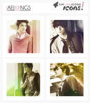 Jaejoong - Icon Pack by strdusts