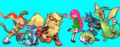 Deviant ID: Pokemon Style by wearetheakatsuki