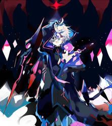 fallen star by Okamagic