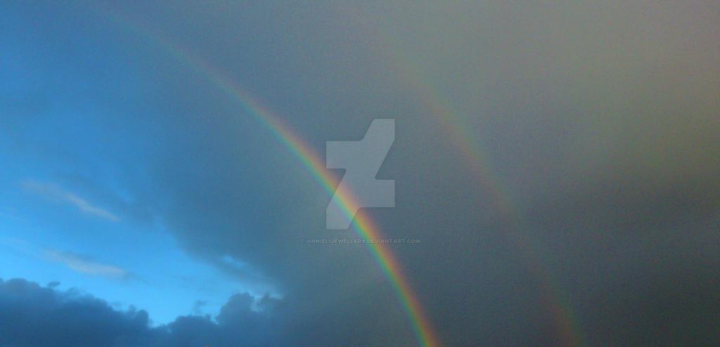 Rainbow by annielijewellery