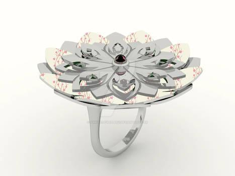 Kirie Ring: Lotus