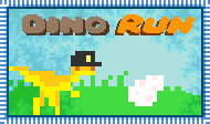dino run adict stamp by gunezzue