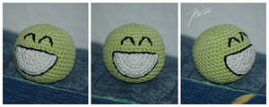 The Crocheted: :D by janey-in-a-bottle