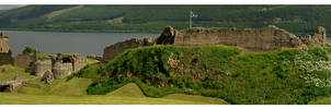 Urquhart Castle - Part 1 by janey-in-a-bottle