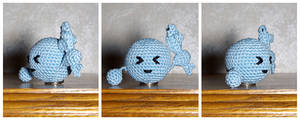 The Crocheted: :shakefish: by janey-in-a-bottle