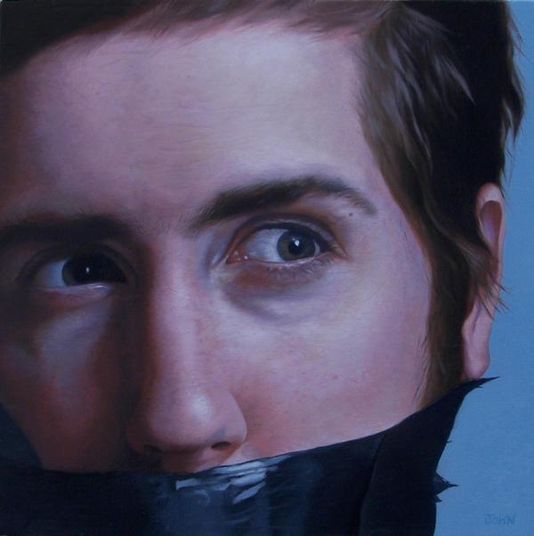Jason John 'The Student' by broadstreetstudio