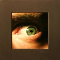 Eye 7x7 by broadstreetstudio