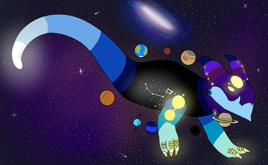 Roblox Dinosaur Simulator Galactic Baro How To Get Galactic Barosaurus By Scarz0 On Deviantart