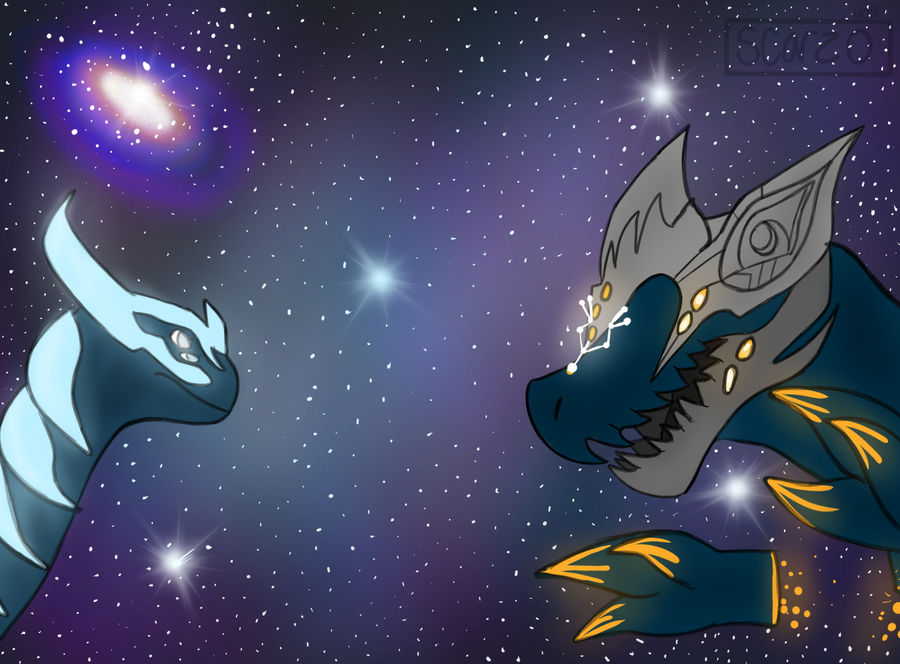 Roblox Dinosaur Simulator New Stardestroyer Animations White The Bringer Of Moons Vs The Destroyer Of Stars By Scarz0 On Deviantart
