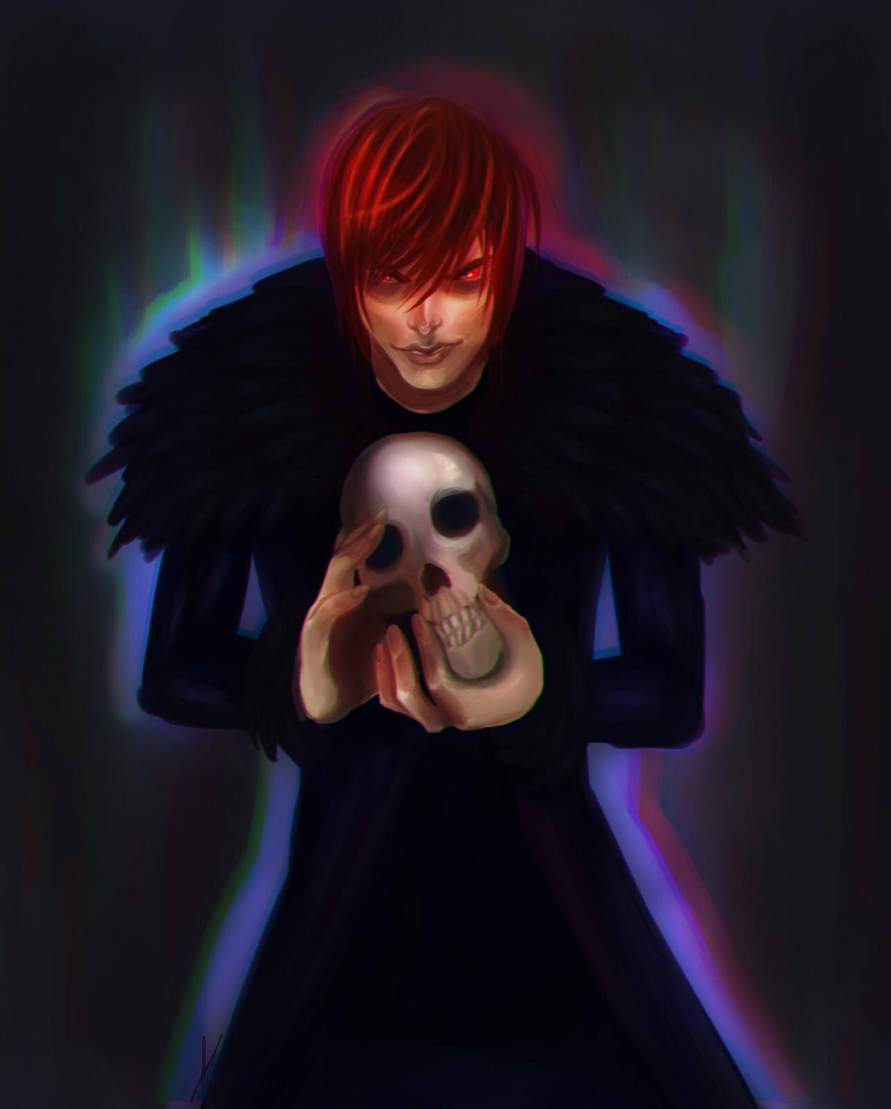 Light Yagami / KIRA By DayonXVIII On DeviantArt