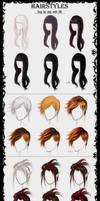 Hair Tutorial / hairstyles