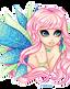 Shiny faery by mariiiis-dolls