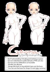 Gemma base by mariiiis-dolls