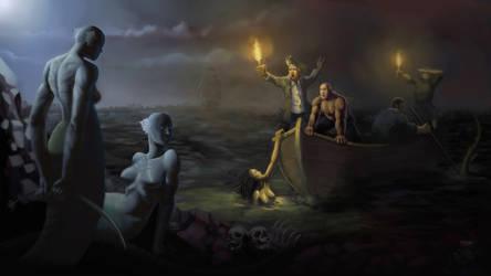 Mermaids by HerCar