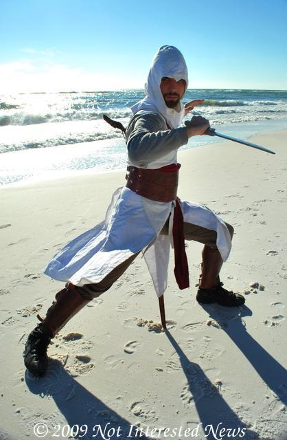 Altair - pose by Kolin-Roberts