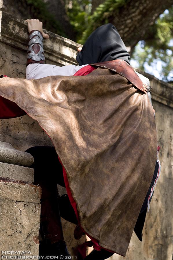Ezio - Parkour by Kolin-Roberts