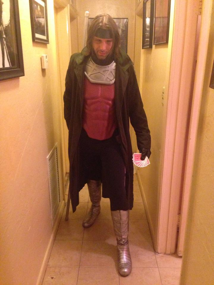 Gambit Final WIP shot by Kolin-Roberts