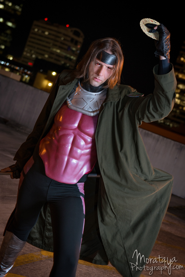 Gambit Photoshoot Preview by Kolin-Roberts