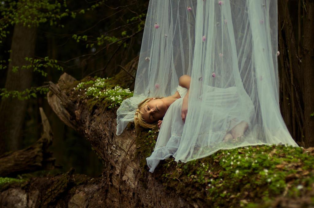 W zielonej krainie... by Yvonnne92