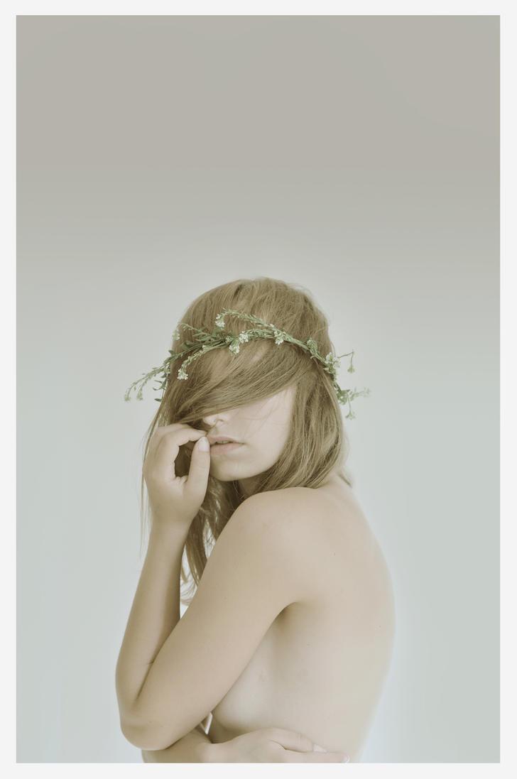 self-portrait by Yvonnne92