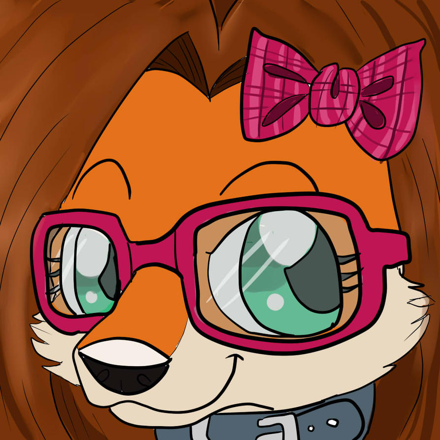 Nerdy Sporky Icon by sporkyd00m