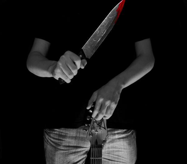 Serial Killer by haneboe