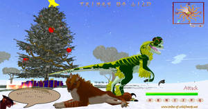 Merry christmas by the Tribes of Wild