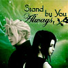 Stand By You Always - Cloti by Dark-Palace