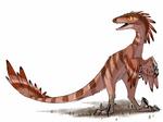 Velociraptor by Kaliner123