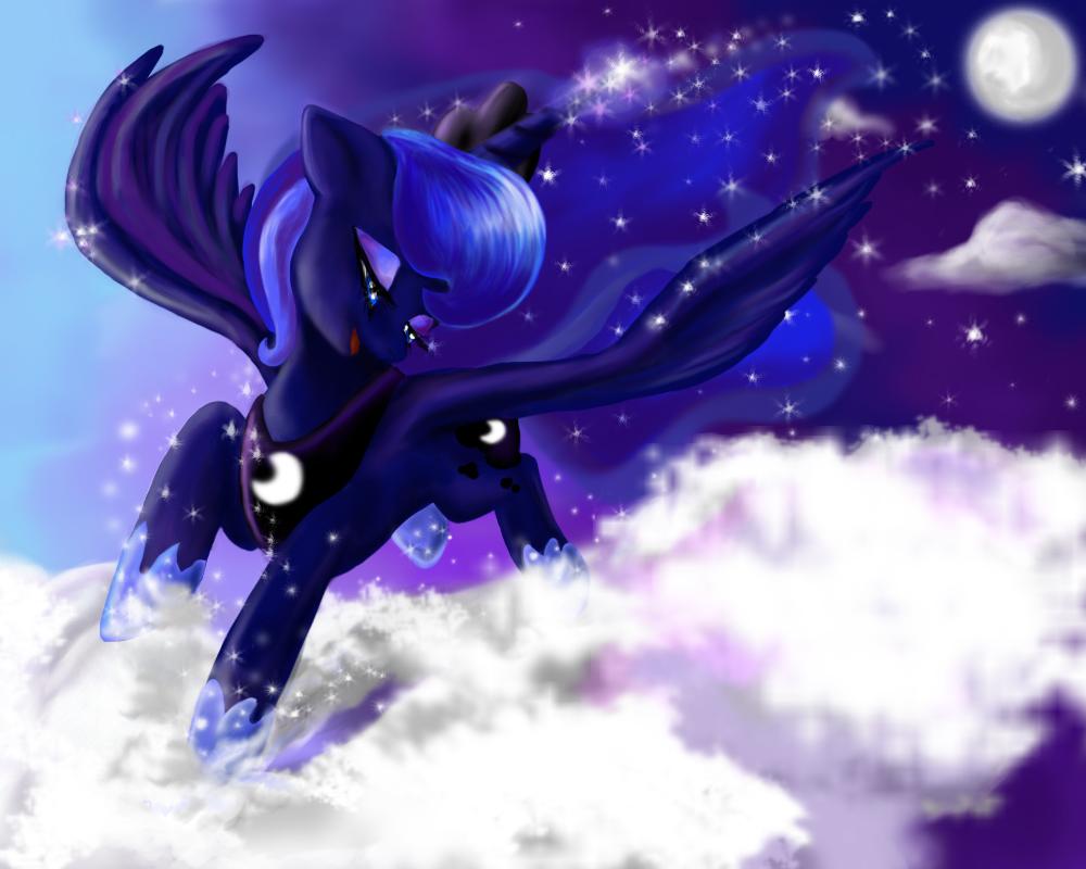 Luna's Sky by LunarCakez