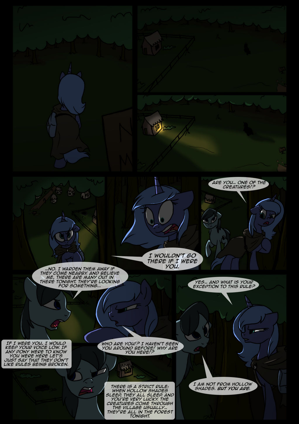 The Origins of Hollow Shades- Page 23