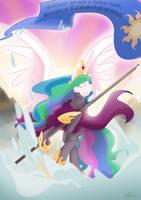 A Queen's Spirit by LunarCakez