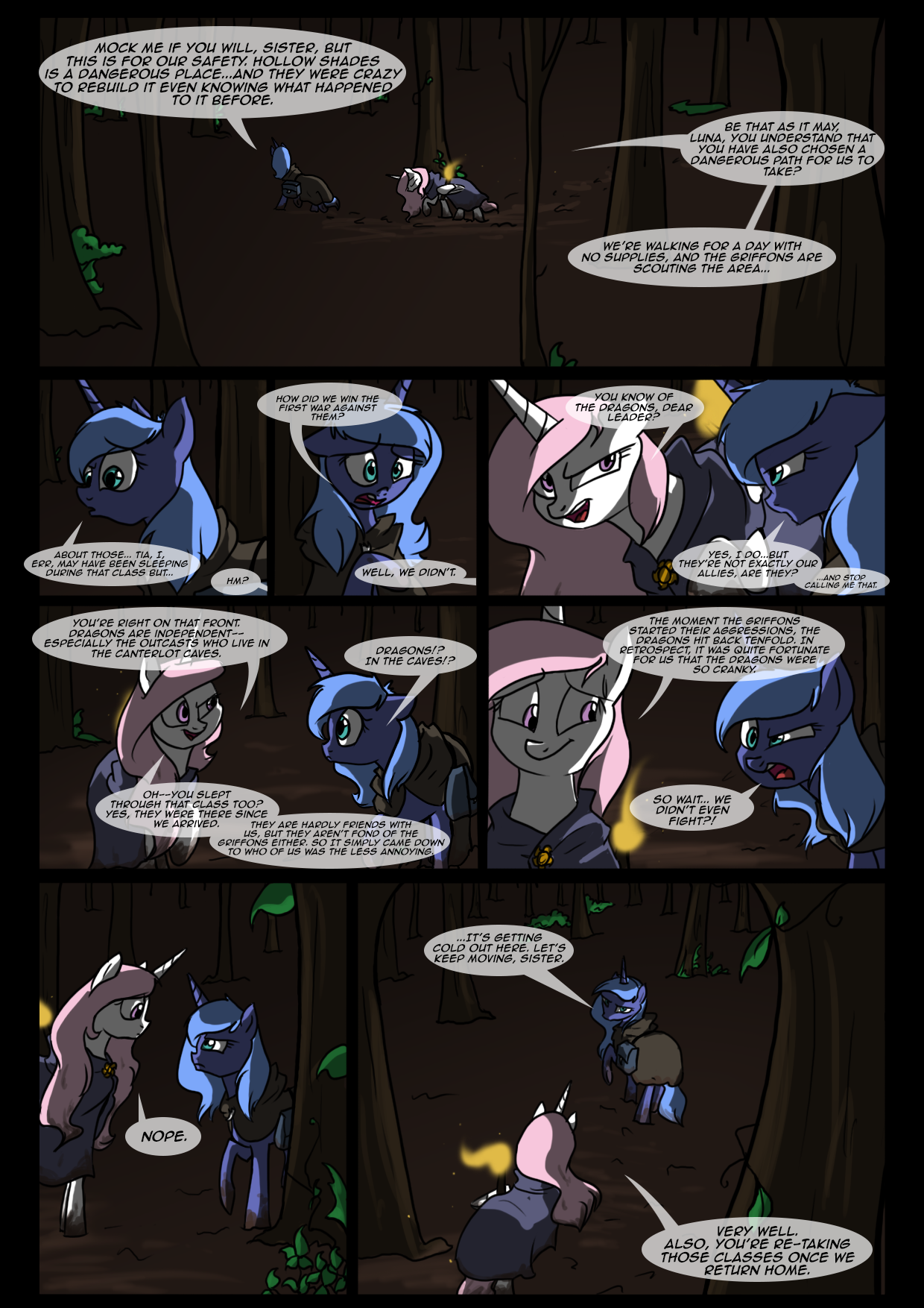 The Origins of Hollow Shades- Page 58