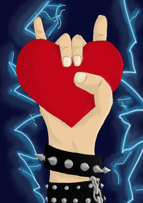 Metal Love | www.pixshark.com - Images Galleries With A Bite!