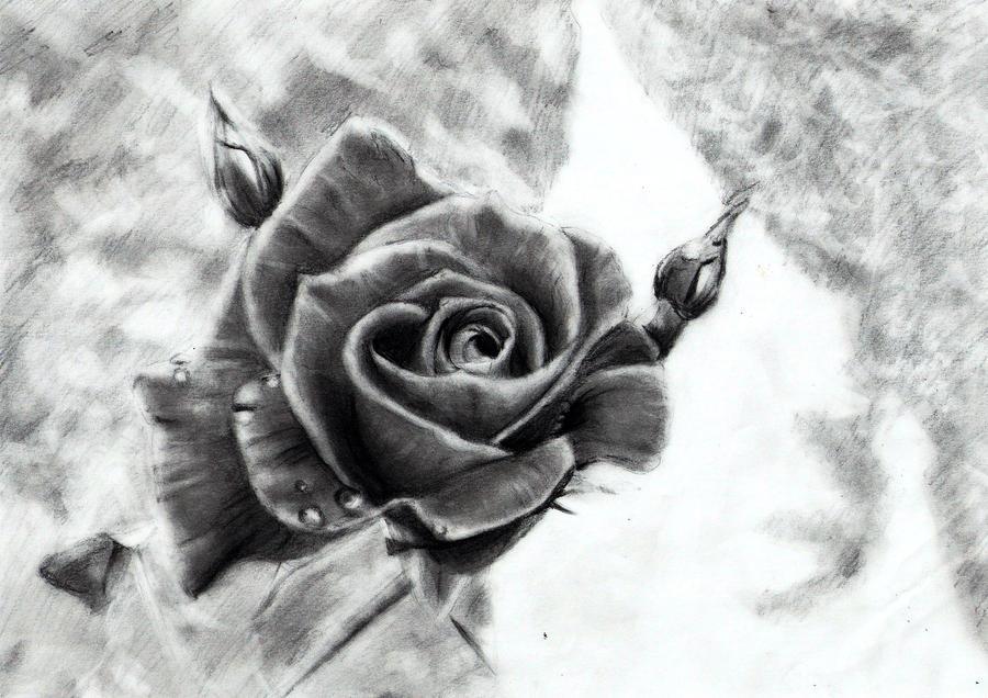 Roseeeeeeee by Julie-Dark