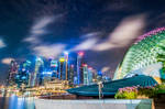 Singapore Skyscappers
