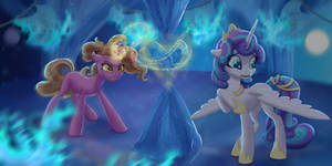 Comm: The Battle for the Crystal Heart