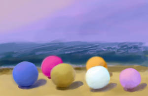 Drawing Spheres Pony Colors 2017 02 15