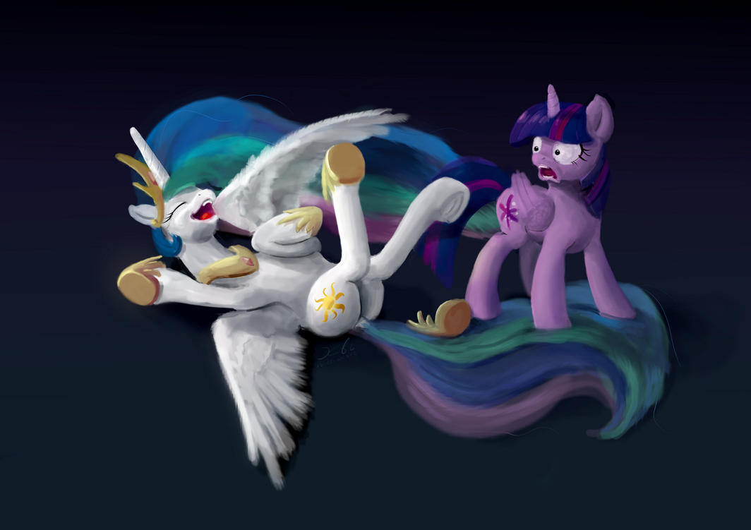 twilight_is_looking_at_laughing_princess