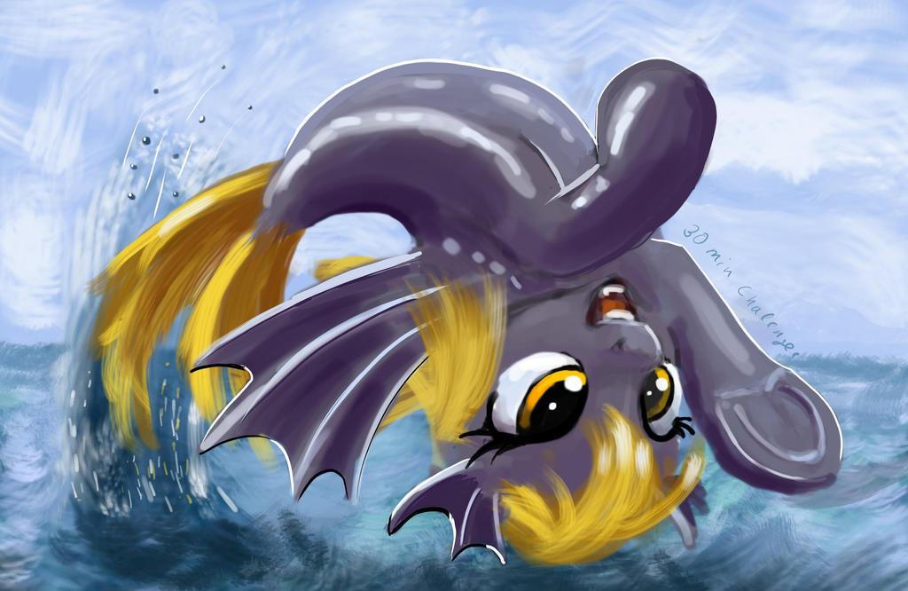 Derpy Seapony