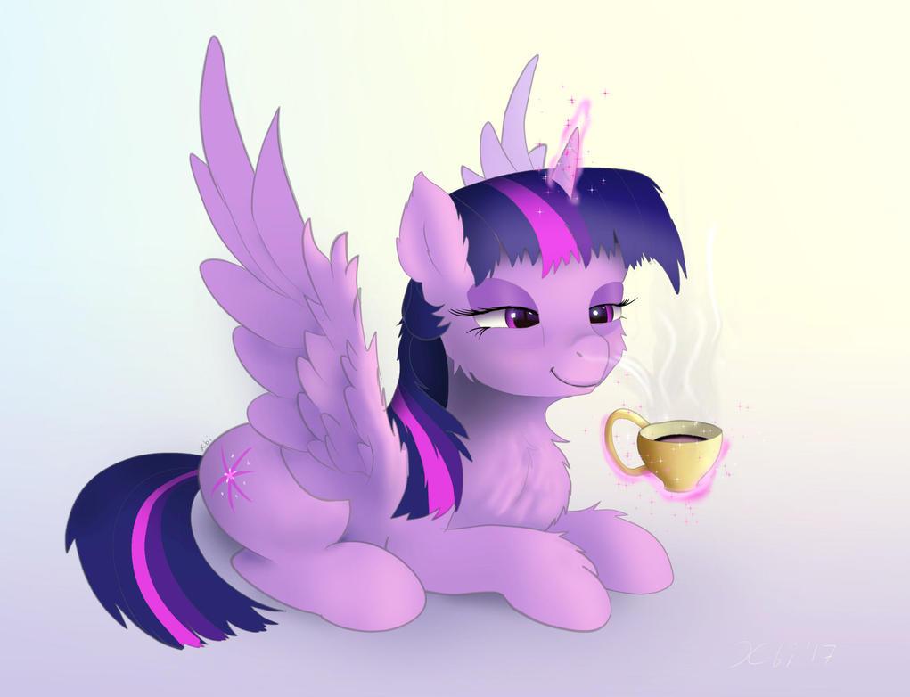 Twilight Sparkle Running
