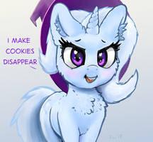 Trixie cookies trick by xbi