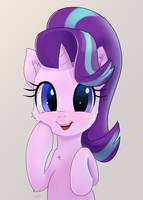Starlight Glimmer is cute by xbi