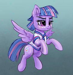 Wind Sprint pony by xbi