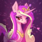 pony Princess Cadence sends you a kiss