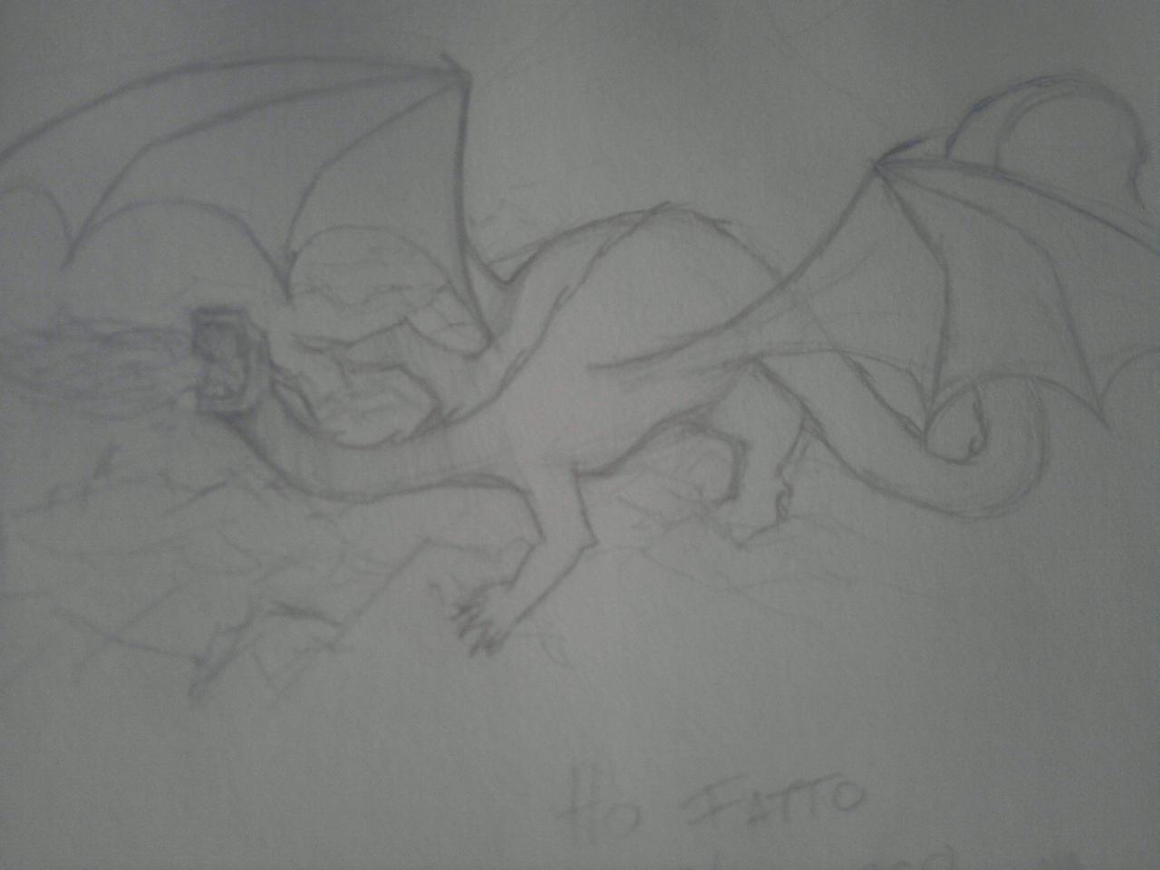 Dragon.... ROAR by Larcheex-Clicexia