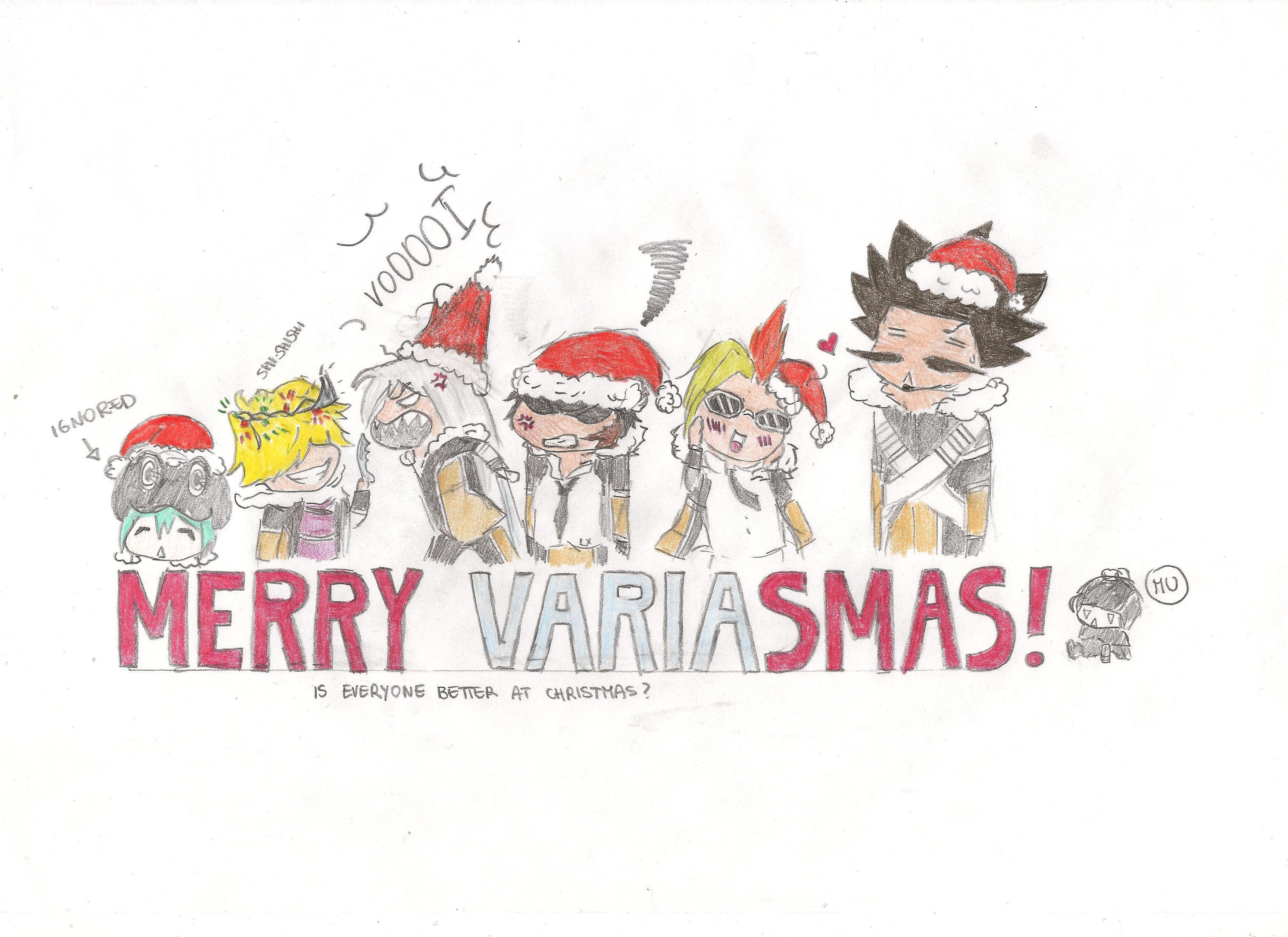 Merry Variasmas by Larcheex-Clicexia
